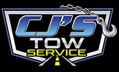 CJ'S Tow Service Inc.'s Logo